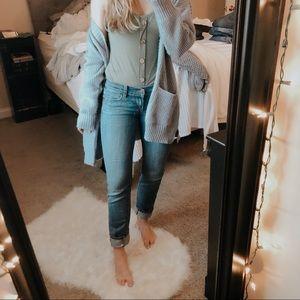 Old Navy Medium Wash The Diva Jeans